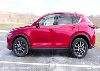 بررسی و تست رانندگی مزدا CX-5 مدل 2018 ( Mazda CX-5 2018 )