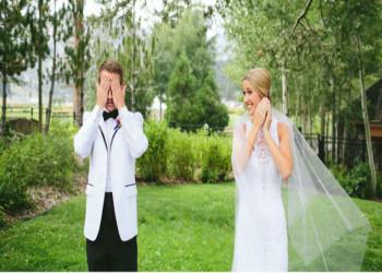 عروس و داماد شب عروسی+ عکس
