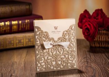 کارت عروسی خاص و شیک 2018