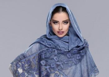 مدل های جدید شال و روسری حریر و نخی 2018 سری 3
