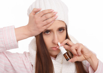 برای رفع گرفتگی بینی (کیپ شدن بینی) چه کنیم؟