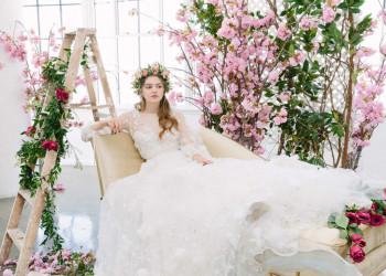 لباس عروس 2018 / کلکسیون لباس عروس بهار و تابستان