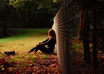 عکس و متن های عاشقانه غمگین 2018 با موضوع تنهایی