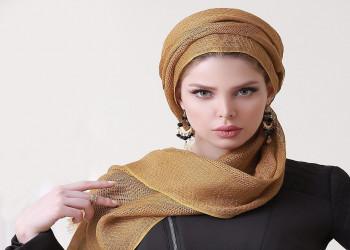 ژورنال مدل روسری شیک و خاص جدید 97 - 2018