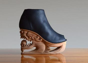 مدل های عجیب و جالب کفش های زنانه