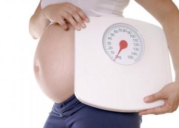 چقدر افزایش وزن در دوران بارداری طبیعی است؟