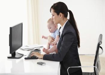 تاثیر اشتغال مادر بر تربیت فرزند