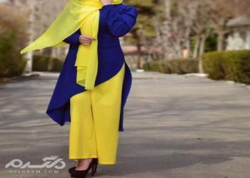 ژورنال انواع مختلف مدل مانتو جدید و به روز برای خانم های خوش اندام ( 30 عکس)
