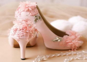 مدل کفش عروس پاشنه بلند 2018 برای عروس خانم های با سلیقه - سری دوم سال 2018