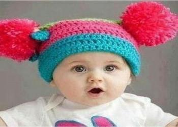 جدیدترین مدل کلاه بافتنی بچگانه مخصوص زمستان 97 به همراه آموزش ( سری اول )