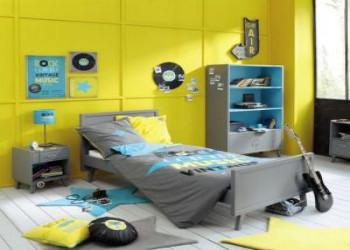 مدل دکوراسیون اتاق خواب پسر با جدیدترین ایده های سال 2018 - 97