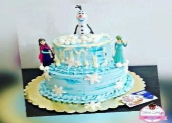 تزیین کیک بدون خامه با طعم عالی و بی نظیر + تصاویر