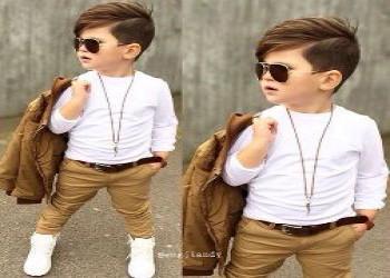 مدل مو پسر : مدل موی پسر بچه آلمانی بسیار جذاب و زیبا