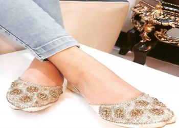 جدیدترین مدل کفش مجلسی تخت مخصوص مهمانی های باکلاس + تصاویر