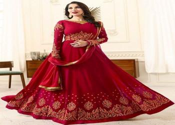 مدل لباس هندی مجلسی 2018 برای سلیقه های مختلف (3)