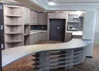 مدل کابینت mdf جدید مناسب برای آپارتمان کوچک و نقلی (4)