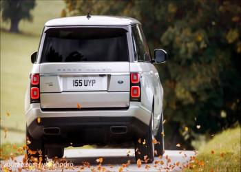 نگاهی اجمالی به رنجروور مدل 2018 ( Range Rover 2018 )