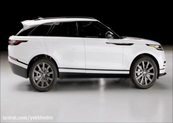 بررسی و تست رانندگی رنجرور ولار مدل 2018 ( Range Rover Velar )
