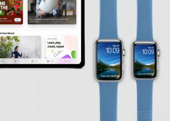 تصاویر کانسپت از آیپد پرو و اپل واچ جدید