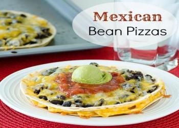 پتیزای مکزیکی لوبیا