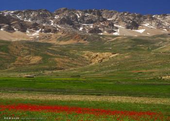 تصاویر گزارش اسپوتنیک از استان گلستان ایران