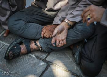 تصاویر دستگیری اراذل و اوباش و خورده فروشان مواد مخدر