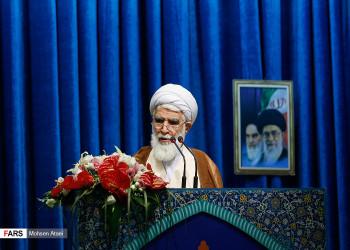 تصاویر نماز جمعه تهران  - 6 مرداد 96