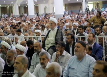 تصاویر راهپیمایی نمازگزاران قمی در حمایت از مسلمانان میانمار و فلسطین