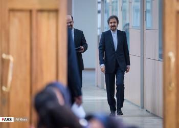 تصاویر نشست خبری سخنگوی وزارت امور خارجه  -  16 مرداد96