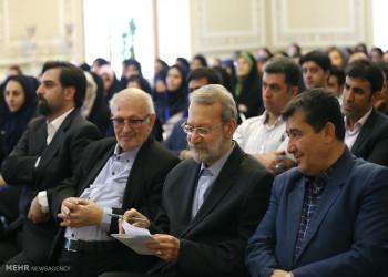 تصاویر گرامیداشت روز خبرنگار در مجلس شورای اسلامی