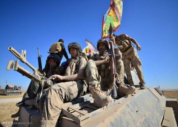 تصاویر داعش در محاصره نیروهای عراقی