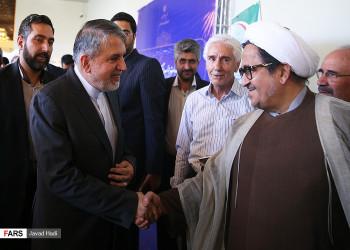 تصاویر آیین تکریم و معارفه وزیر فرهنگ و ارشاد اسلامی