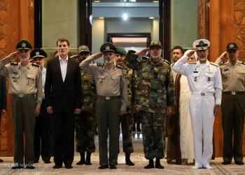 تصاویر تجدید میثاق فرمانده کل ارتش با آرمانهای امام خمینی (ره)
