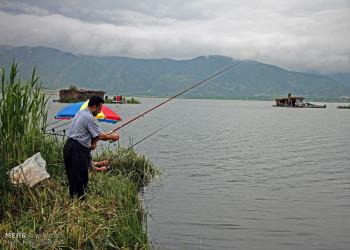 تصاویر / جشنواره بین المللی ماهیگیری در مریوان