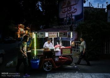 تصاویر شب های ماه رمضان در تهران