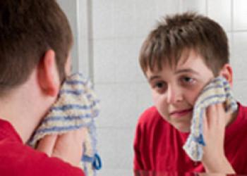 بهداشت شخصی نوجوانان