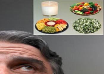 رژیم درمانی در کوری سالمندی