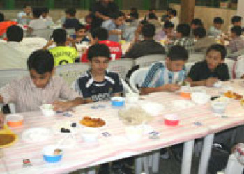 تغذیه مناسب برای نوجوانان روزه گیر سال اول