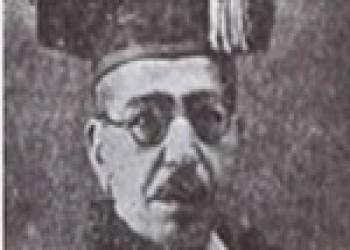 درگذشت ابوالحسن فروغي دانشمند ايراني (1379 ق)