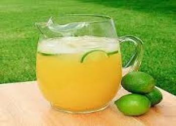 طرز تهیه پانچ آناناس و لیمو