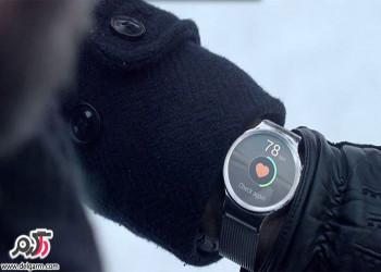 ساعت مچی آندرویدی هوآی با طراحی کلاسیک