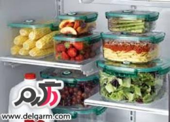 لیست مواد غذایی که نباید در یخچال نگهداری شوند
