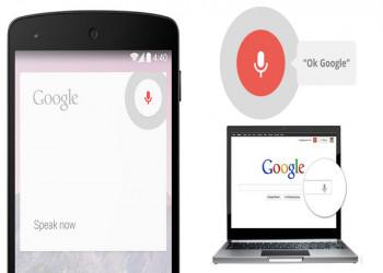 لیستی از همهی دستورات Google Now