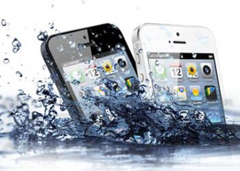 خیس شدن گوشی موبایل و تبلت و نجات آنها