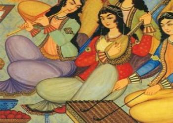 مختصر نگاهی بر موسیقی باستانی ایران