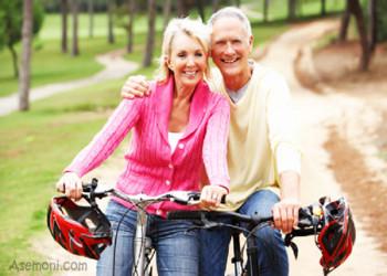 اهمیت ورزش در دوران سالمندی،نکاتی که باید بدانید
