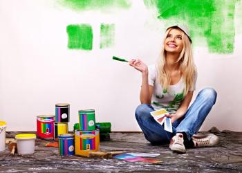 آموزش رنگ کردن خانه با تمام نکات و تکنیک ها