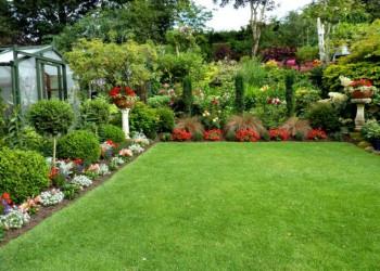 روش طراحی و زیباسازی باغچه، چگونه برای باغچه یک طرح بکشیم؟