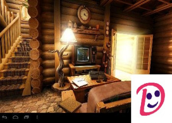 دانلود لایو والپیپرMy Log Home v1.07 برای آندروید