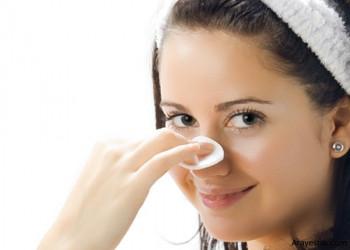 راهکارهایی برای از بین بردن دانه های سیاه روی بینی